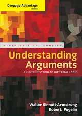 9781285197395-1285197399-Cengage Advantage Books: Understanding Arguments, Concise Edition