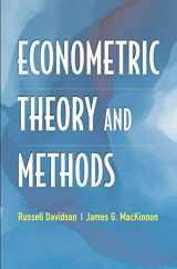 9780195123722-0195123727-Econometric Theory and Methods
