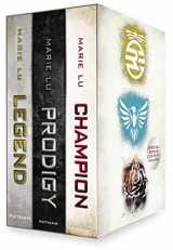 9780399166679-039916667X-Legend Trilogy Boxed Set