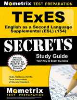 9781610729192-1610729196-TExES English as a Second Language Supplemental (ESL) (154) Secrets Study Guide: TExES Test Review for the Texas Examinations of Educator Standards