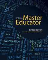 9781133693697-1133693695-Master Educator