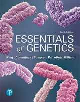 9780134898414-0134898419-Essentials of Genetics (10th Edition)