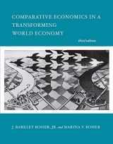 9780262037334-0262037335-Comparative Economics in a Transforming World Economy (MIT Press)