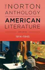 9780393264494-0393264491-The Norton Anthology of American Literature (Ninth Edition)  (Vol. D)