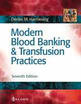 9780803668881-0803668880-Modern Blood Banking & Transfusion Practices
