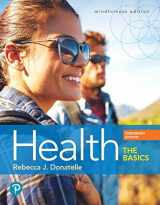9780134709680-0134709683-Health: The Basics (13th Edition)