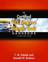 9780873899413-0873899415-The Certified Six Sigma Black Belt Handbook, Third Edition