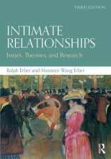 9781138240292-113824029X-Intimate Relationships: Issues, Theories, and Research (21st Century Business Management)