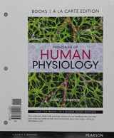 9780134428970-0134428978-Principles of Human Physiology, Books a la Carte Plus Mastering A&P with Pearson eText -- Access Card Package (6th Edition)