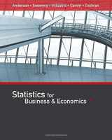 Statistics for Business & Economics (with XLSTAT Lite Printed Access Card)