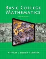 9780321931900-0321931904-Basic College Mathematics (12th Edition)