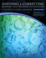 9780132838108-0132838109-Assessing and Correcting Reading and Writing Difficulties (5th Edition)