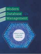9780133544619-0133544613-Modern Database Management (12th Edition)