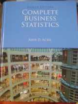 9781935938187-1935938185-Complete Business Statistics
