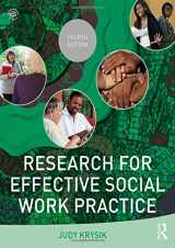 9781138819535-1138819530-Research for Effective Social Work Practice