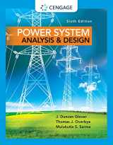 9781305632134-1305632133-Power System Analysis and Design (Activate Learning with these NEW titles from Engineering!)