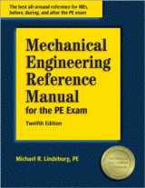 9781591260493-1591260493-Mechanical Engineering Reference Manual for the PE Exam, 12th Edition