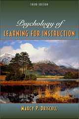 9780205375196-0205375197-Psychology of Learning for Instruction (3rd Edition)