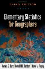 9781572304840-1572304847-Elementary Statistics for Geographers, Third Edition