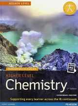 9781447959755-1447959752-Pearson Bacc Chem HL 2e bundle (2nd Edition) (Pearson International Baccalaureate Diploma: International E)