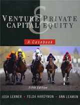9780470650912-0470650915-Venture Capital and Private Equity: A Casebook