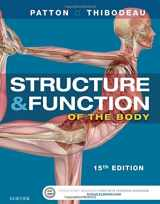 9780323357258-0323357253-Structure & Function of the Body - Hardcover, 15e