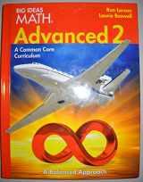 9781608405275-1608405273-BIG IDEAS MATH Advanced 2: Common Core Student Edition 2014