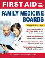 9780071737265-007173726X-First Aid for the Family Medicine Boards, Second Edition (1st Aid for the Family Medicine Boards)