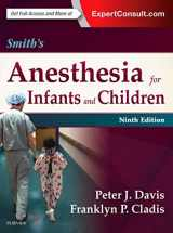 9780323341257-032334125X-Smith's Anesthesia for Infants and Children
