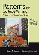 9781319056773-1319056776-Patterns for College Writing, Brief Second Edition
