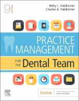 9780323597654-0323597653-Practice Management for the Dental Team