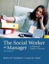 9780205792771-0205792774-The Social Worker As Manager: A Practical Guide to Success