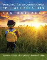 9780133399998-0133399990-Introduction to Contemporary Special Education: New Horizons, Video-Enhanced Pearson eText with Loose-Leaf Version -- Access Card Package