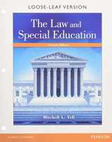 9780134043395-0134043391-Law and Special Education, The, Enhanced Pearson eText with Loose-Leaf Version -- Access Card Package (4th Edition)