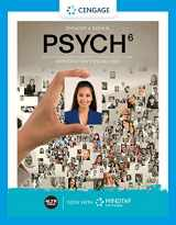 PSYCH (with MindTap, 1 term (6 months) Printed Access Card) (MindTap Course List)