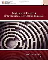 9781305972544-1305972546-Business Ethics: Case Studies and Selected Readings (MindTap Course List)