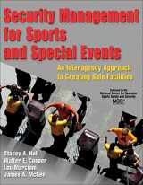 9780736071321-0736071326-Security Management for Sports and Special Events: An Interagency Approach to Creating Safe Facilities