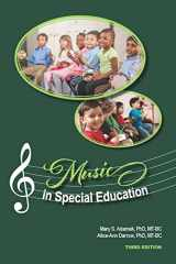 9781884914348-1884914349-Music in Special Education, Third Edition