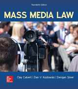 9781259913907-1259913902-Mass Media Law (B&B Journalism)