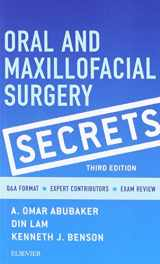 9780323294300-0323294308-Oral and Maxillofacial Surgery Secrets