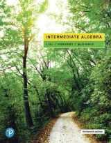 9780134895987-0134895983-Intermediate Algebra (13th Edition)