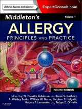 9780323085939-0323085938-Middleton's Allergy 2-Volume Set: Principles and Practice (Expert Consult Premium Edition - Enhanced Online Features and Print), 8e (Middletons Allergy Principles and Practice)