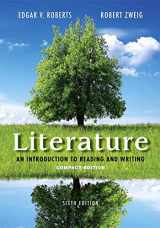 Literature: An Introduction to Reading and Writing, Compact Edition Plus 2014 MyLiteratureLab with eText -- Access Card Package (6th Edition)