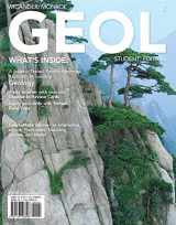 9781133108696-1133108695-GEOL (with Earth Science CourseMate with eBook Printed Access Card)