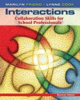 9780132774925-0132774925-Interactions: Collaboration Skills for School Professionals (7th Edition)