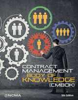9780982838570-0982838573-Contract Management Body of Knowledge, Fifth Edition
