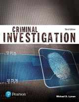 Criminal Investigation (Justice Series)