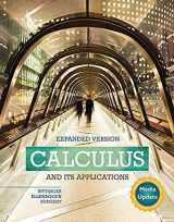 Calculus and Its Applications Expanded Version Media Update Plus MyMathLab -- Access Card Package (Integrated Review Courses in MyMathLab and MyStatLab)