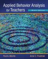 9780132655972-0132655977-Applied Behavior Analysis for Teachers (9th Edition)