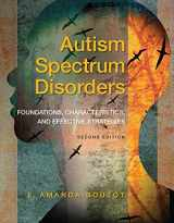 9780133833690-0133833690-Autism Spectrum Disorders: Foundations, Characteristics, and Effective Strategies, Pearson eText with Loose-Leaf Version -- Access Card Package (2nd Edition)
